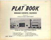 Title Page, DeKalb County 1957